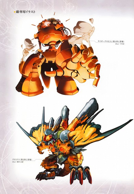 Tansuke, Kaku-San-Sei Million Arthur, Character Sheet