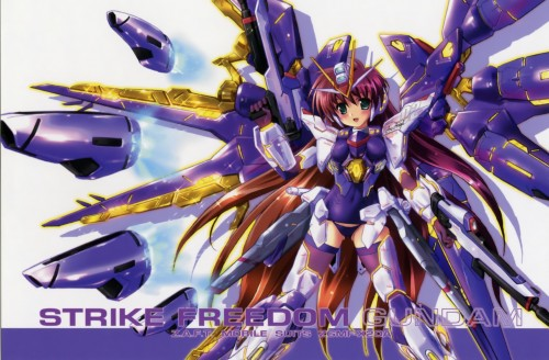 Sunrise (Studio), Mobile Suit Gundam MS Girls