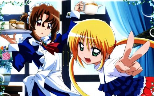 Kenjiro Hata, Hayate the Combat Butler, Nagi Sanzenin, Maria (Hayate the Combat Butler)