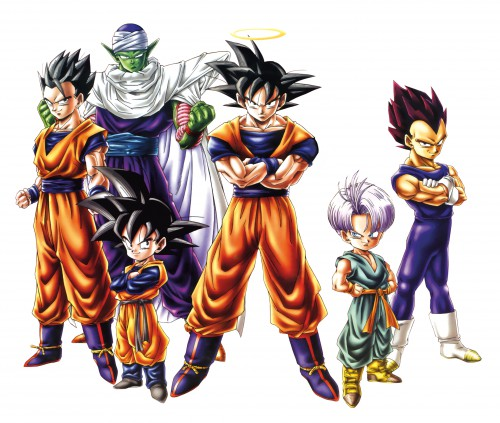 Akira Toriyama, Toei Animation, Dragon Ball, Son Goku, Trunks