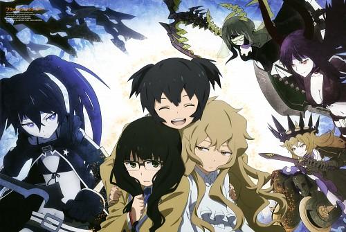 Chisato Kawaguchi, Black Rock Shooter, Mato Kuroi, Dead Master, Black Rock Shooter (Character)