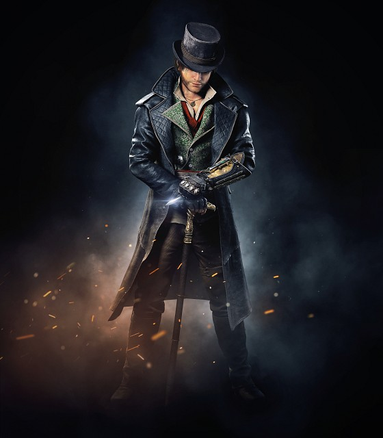Ubisoft, Assassin's Creed Syndicate, Jacob Frye, Official Digital Art