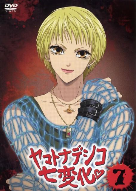 Tomoko Hayakawa, Nippon Animation, The Wallflower, Yukinojo Toyama, DVD Cover