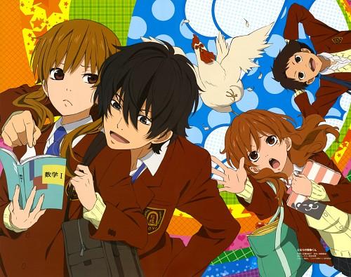Robico, Natsuko Kondou, Brains Base, Tonari no Kaibutsu-kun, Asako Natsume