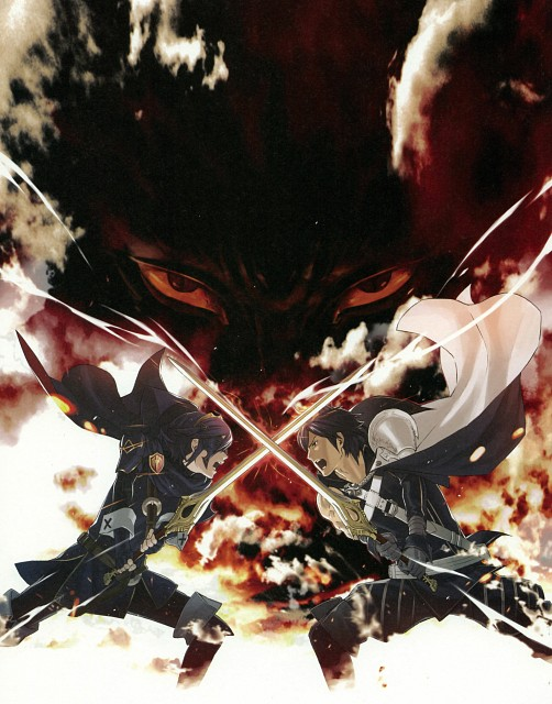 Yuusuke Kozaki, Nintendo, KYMG:2 - Yusuke Kozaki Illustrations, Fire Emblem