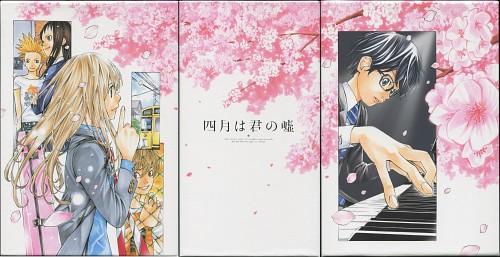 Naoshi Arakawa, Aniplex, A-1 Pictures, Shigatsu wa Kimi no Uso, Link
