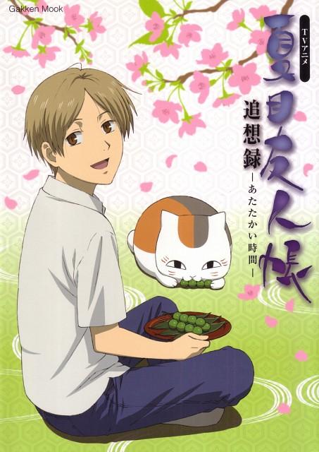 Yuki Midorikawa, Brains Base, Natsume Yuujin-Chou, Memories Book Atatakai Jinkan, Nyanko-sensei