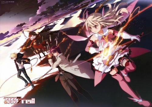 Hiroshi Hiroyama, Silver Link, TYPE-MOON, Fate/kaleid liner PRISMA ILLYA, Illyasviel von Einzbern