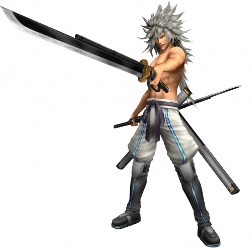 Square Enix, Final Fantasy VII: Dirge of Cerberus, Weiss (Final Fantasy VII)