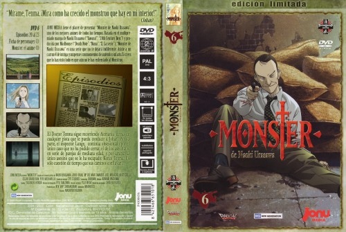 Naoki Urasawa, Madhouse, Monster, Heinrich Runge