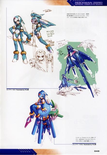Capcom, MegaMan, Leviathan (MegaMan)