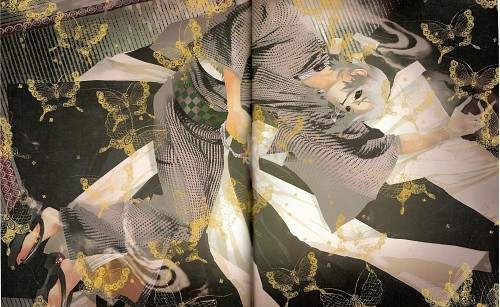 Ryu Fujisaki, Daume, Corpse Demon, Seishin Muroi