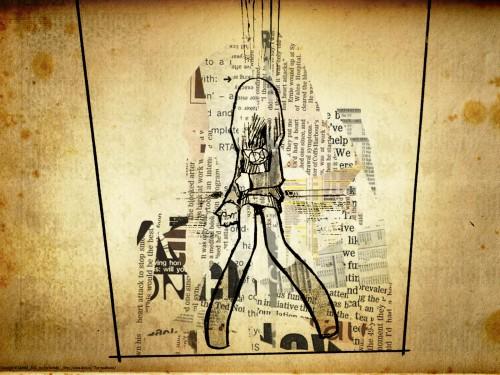 Yoshiyuki Sadamoto, Gainax, FLCL, Mamimi Samejima Wallpaper