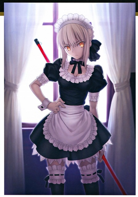 TYPE-MOON, TYPE-MOON 10th Anniversary Phantasm, Fate/Hollow ataraxia, Saber Alter