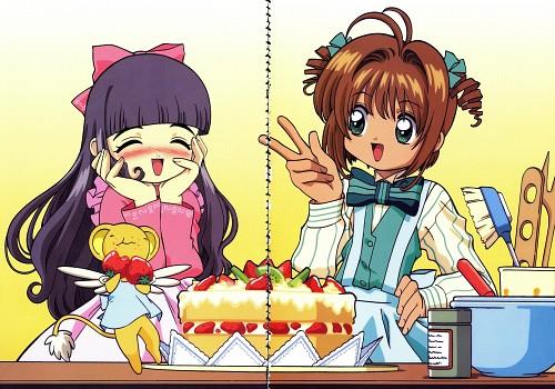 CLAMP, Madhouse, Cardcaptor Sakura, Cheerio! 3, Keroberos