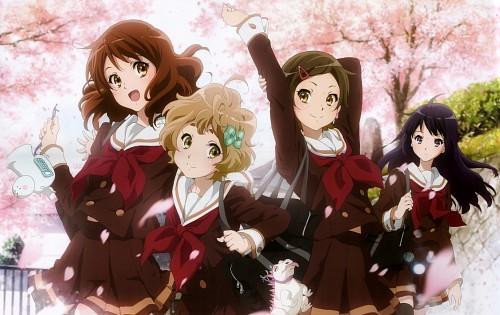 Pony Canyon, Kyoto Animation, Hibike! Euphonium, Hazuki Katou, Rena Kousaka