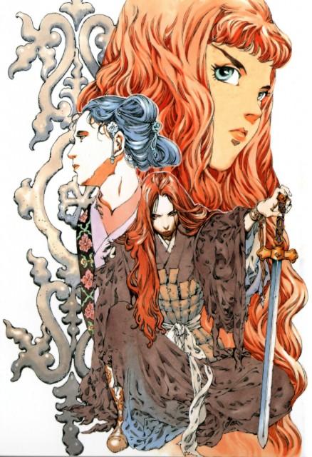 Akihiro Yamada, Twelve Kingdoms, Youko Nakajima