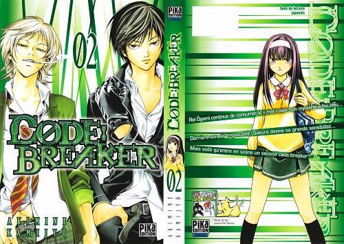 Akimine Kamijyo, Code: Breaker, Toki Fujiwara, Rei Ogami, Sakura Sakurakouji