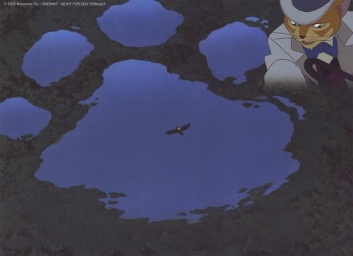 Studio Ghibli, The Cat Returns, Muta, Baron Humbert Von Gikkingen