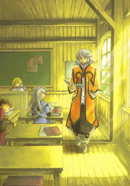 Namco, Tales of Symphonia, Colette Brunel, Genis Sage