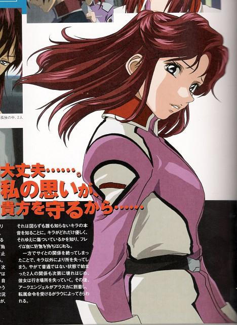 Hisashi Hirai, Sunrise (Studio), Mobile Suit Gundam SEED, Fllay Allster