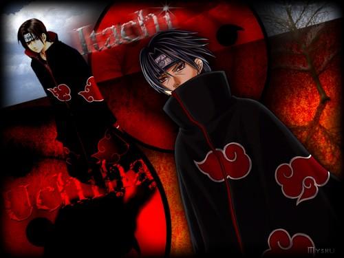 Masashi Kishimoto, Studio Pierrot, Naruto, Itachi Uchiha Wallpaper