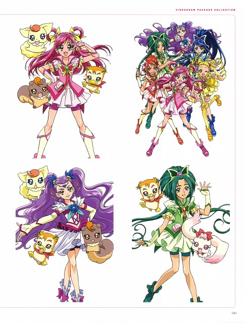 Toei Animation, Yes! Precure 5, Kawamura Toshie Toei Precure Works, Cure Dream, Coco (Yes! Precure 5)