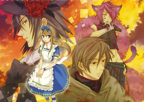 Soumei Hoshino, QuinRose, Heart no Kuni no Alice, Ace (Heart no Kuni no Alice), Blood Dupre