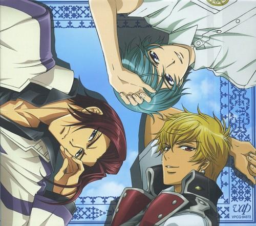 Yuki Kure, Koei, Kiniro no Corda 3, Reiji Myouga, Yukihiro Yagisawa