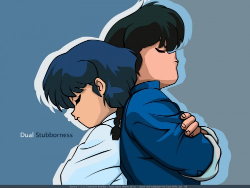 Ranma 1/2 Wallpaper