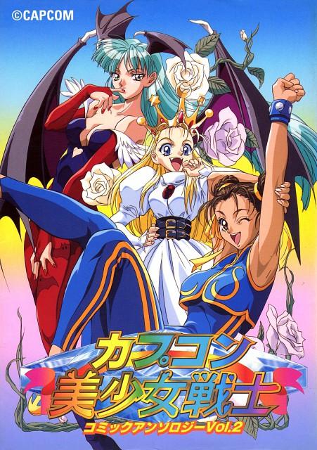 Mamoru Yokota, Capcom, Street Fighter, Dark Stalkers, Chun-Li