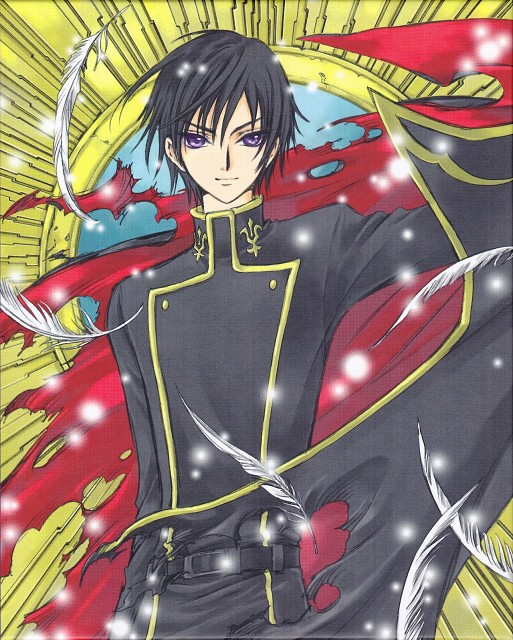 CLAMP, Sunrise (Studio), Lelouch of the Rebellion, Lelouch Lamperouge