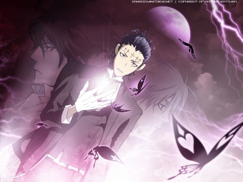 Katsura Hoshino, TMS Entertainment, D Gray-Man, Allen Walker, Tyki Mikk Wallpaper