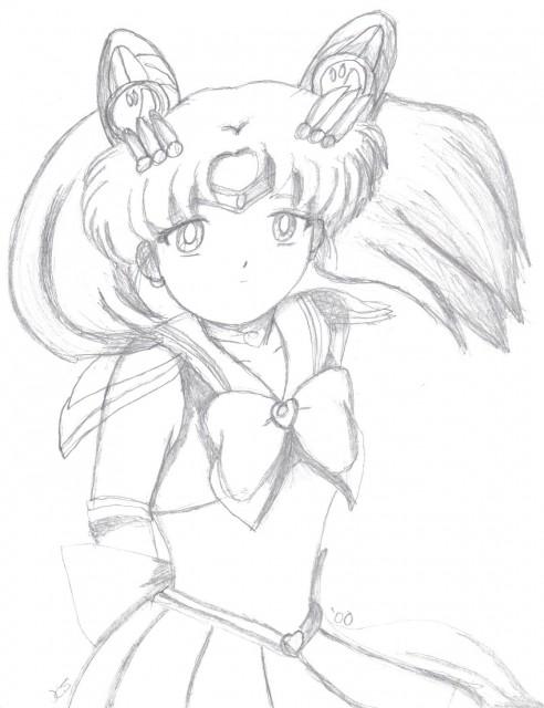 Toei Animation, Bishoujo Senshi Sailor Moon, Sailor Chibi Moon, Member Art