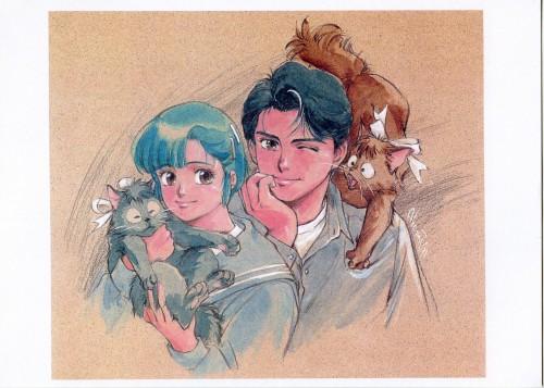 Akemi Takada, Studio Pierrot, Creamy Mami, Nega, Toshio Otomo