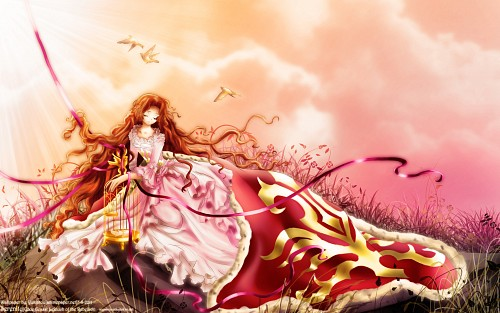 CLAMP, Sunrise (Studio), Lelouch of the Rebellion, Nunnally Lamperouge Wallpaper
