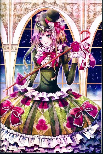 Taru Ebino, Vocalolita, Vocaloid, Gumi, Doujinshi