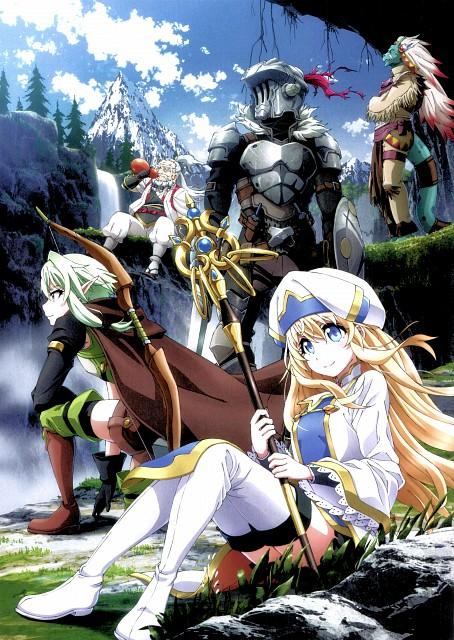 Noboru Kannatsuki, White Fox, Goblin Slayer, High Elf Archer, Goblin Slayer (Character)