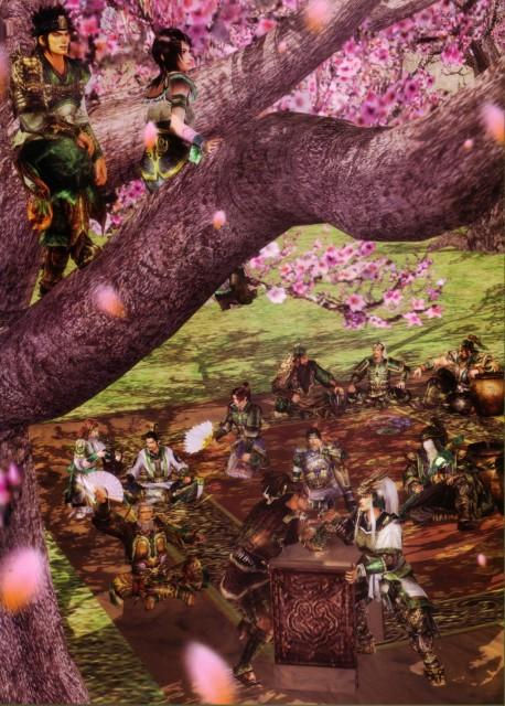 Koei, Dynasty Warriors, Guan Yu, Xing Cai, Wei Yan