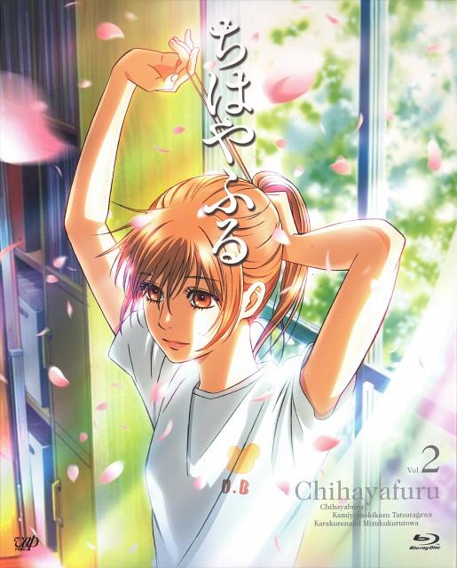 Yuki Suetsugu, Madhouse, Chihayafuru, Chihaya Ayase, DVD Cover