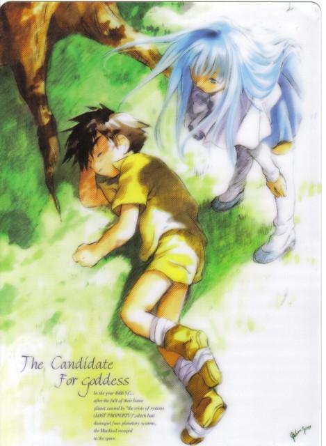 Yukiru Sugisaki, Xebec, Candidate for Goddess, Zero Enna, Teela Zain Elmes