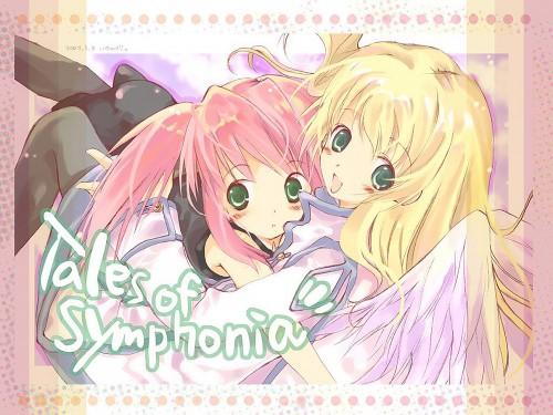 Namco, Tales of Symphonia, Presea Combatir, Colette Brunel, Doujinshi