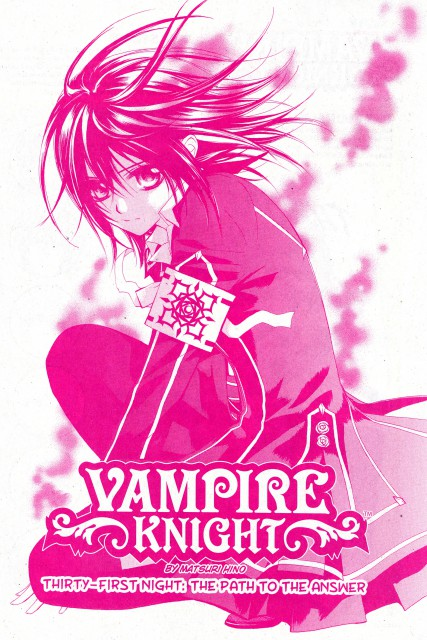 Matsuri Hino, Vampire Knight, Yuuki Cross