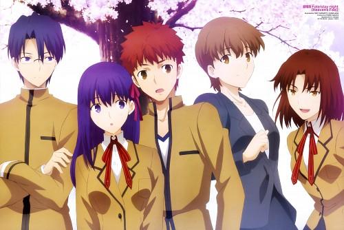 Naomi Hara, Chie Yamamoto, TYPE-MOON, Fate/stay night, Shiro Emiya