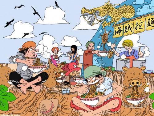 Eiichiro Oda, Toei Animation, One Piece, Monkey D. Luffy, Tony Tony Chopper Wallpaper
