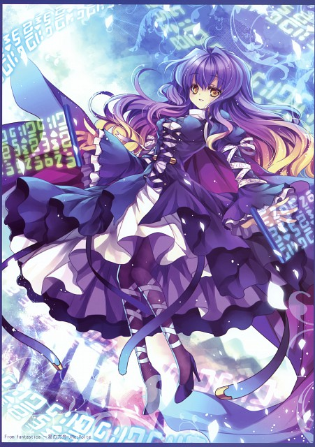 Capura Lin, Missing - TO-HO Series Illustration Books Vol.6, Touhou, Byakuren Hijiri