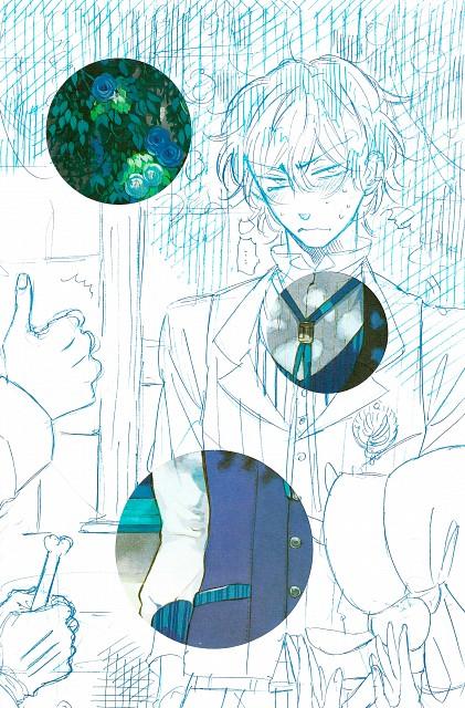 Jun Mochizuki, Xebec, Pandora Hearts, Pandora Hearts ~there is~, Gilbert Nightray