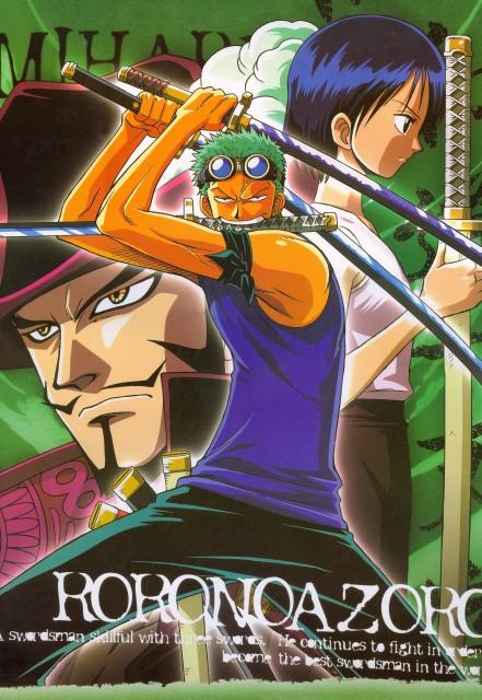 Eiichiro Oda, Toei Animation, One Piece, Dracule Mihawk, Kuina
