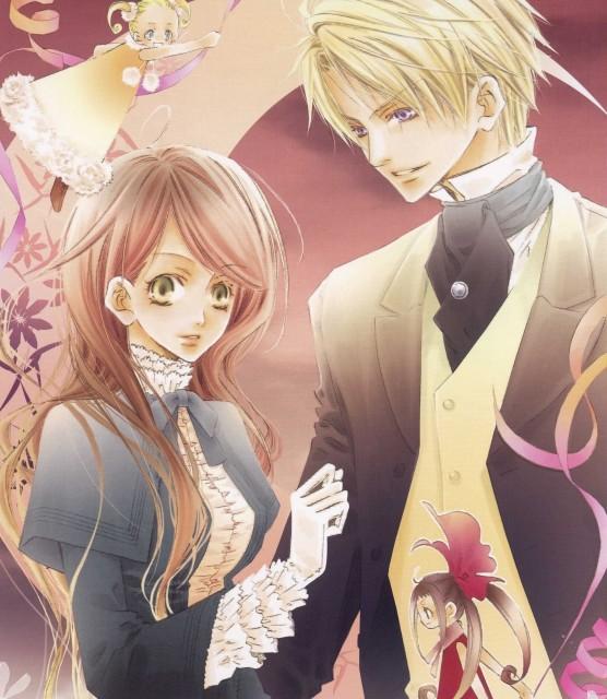 Asako Takaboshi, Artland, Earl and Fairy, Marigold (Earl and Fairy), Edward Ashenbert