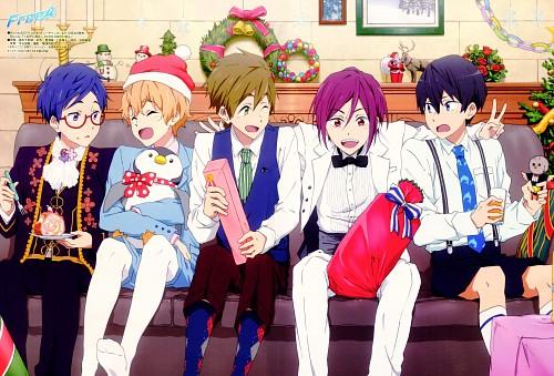 Chinatsu Morimoto, Kyoto Animation, Free!, Haruka Nanase (Free!), Rin Matsuoka